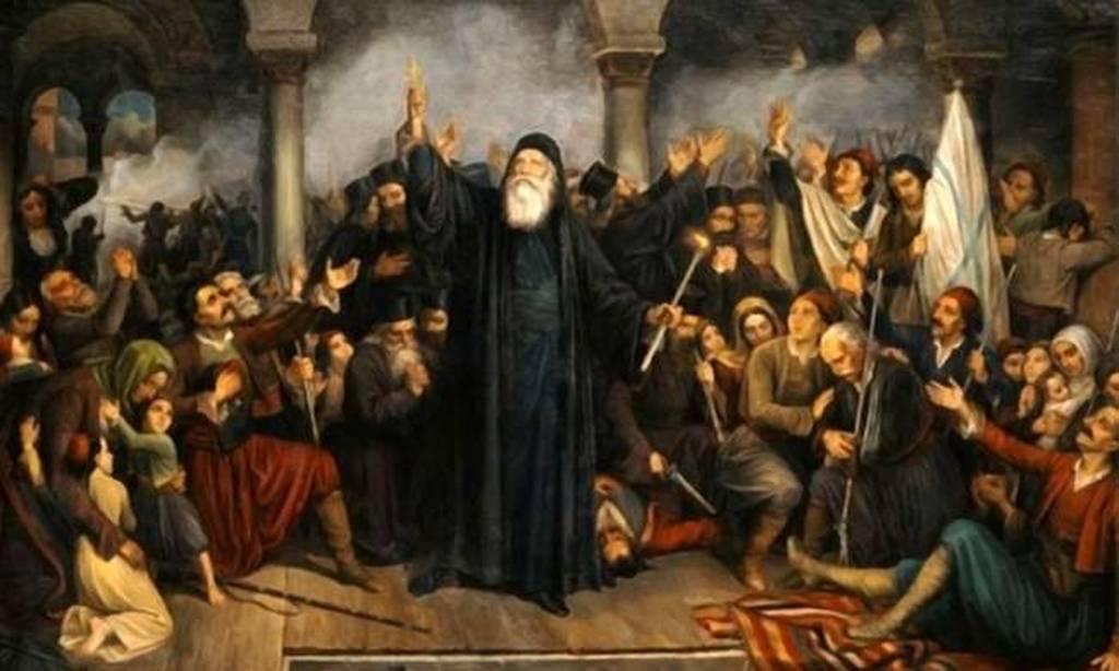 25η Μαρτίου: Ο απανταχού ελληνισμός τιμά σήμερα την επανάσταση το 1821 και  τον Ευαγγελισμό της Θεοτόκου | dramini